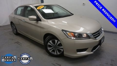 Pre-Owned 2015 Honda Accord