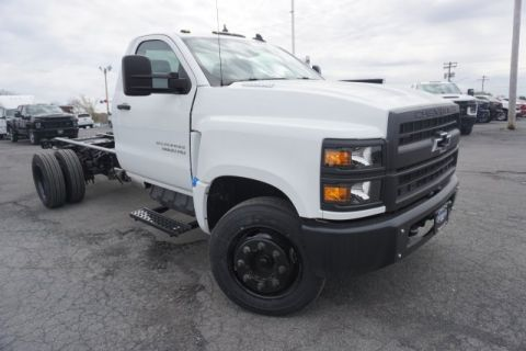 New 2020 Chevrolet Silverado 5500HD