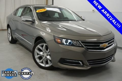 Certified Pre-Owned 2019 Chevrolet Impala