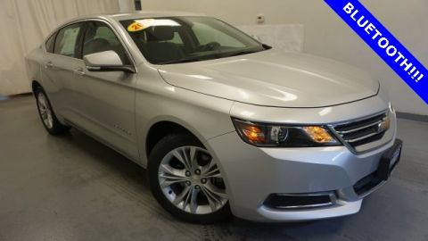 Pre-Owned 2014 Chevrolet Impala 2LT