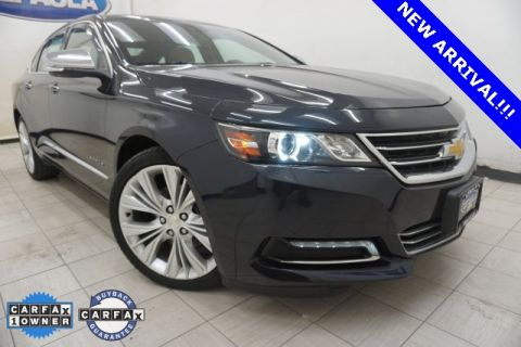 Pre-Owned 2014 Chevrolet Impala 2LZ