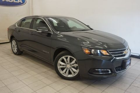 New 2019 Chevrolet Impala 1LT
