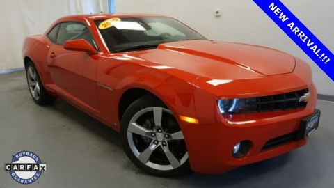 Pre-Owned 2010 Chevrolet Camaro