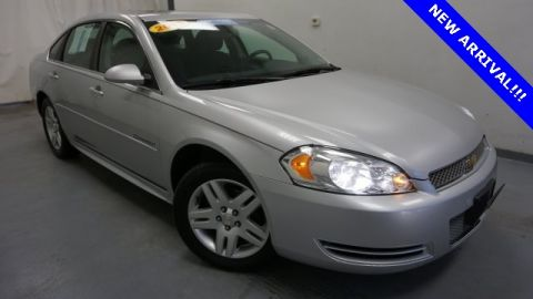 Certified Pre-Owned 2015 Chevrolet Impala Limited