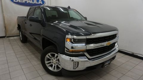 New 2019 Chevrolet Silverado 1500 LT1