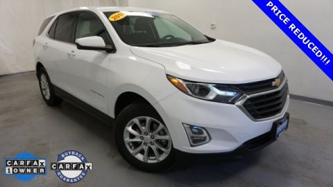 Certified Pre-Owned 2018 Chevrolet Equinox