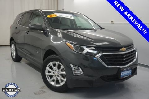 Certified Pre-Owned 2019 Chevrolet Equinox