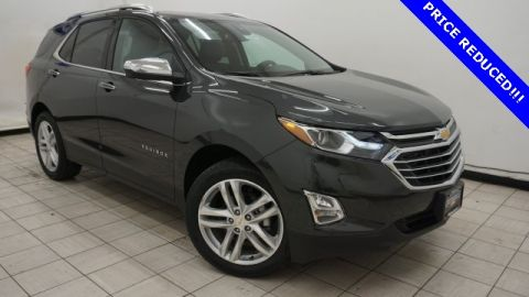 New 2018 Chevrolet Equinox AWD
