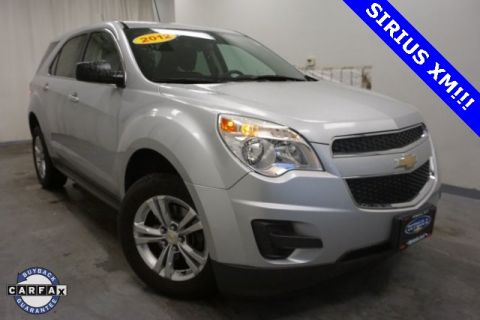 Pre-Owned 2012 Chevrolet Equinox