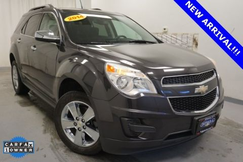 Pre-Owned 2014 Chevrolet Equinox 1LT