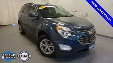Certified Pre-Owned 2016 Chevrolet Equinox