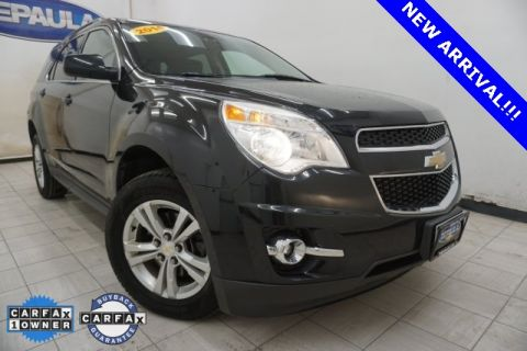 Pre-Owned 2014 Chevrolet Equinox 2LT