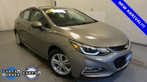 Certified Pre-Owned 2017 Chevrolet Cruze Hatchback