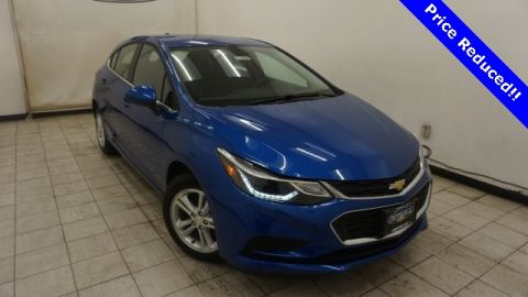 New 2018 Chevrolet Cruze Hatchback