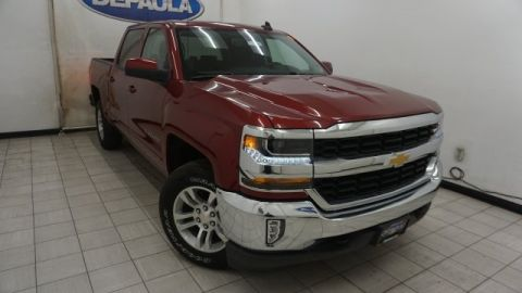 New 2018 Chevrolet Silverado 1500 LT1