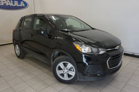New 2019 Chevrolet Trax