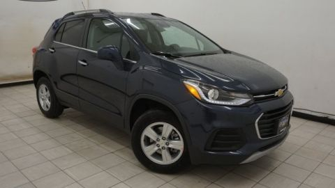 New 2018 Chevrolet Trax AWD