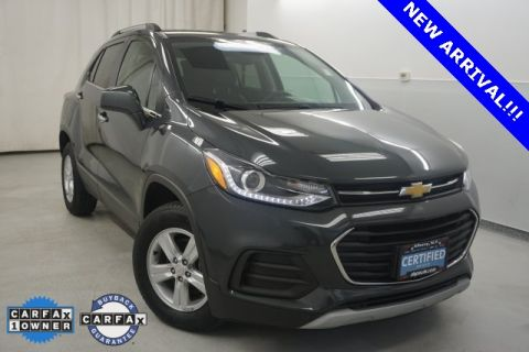 Certified Pre-Owned 2017 Chevrolet Trax