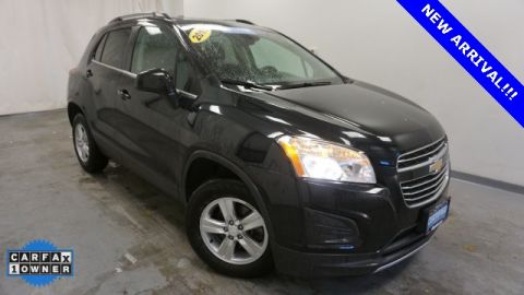 Certified Pre-Owned 2015 Chevrolet Trax