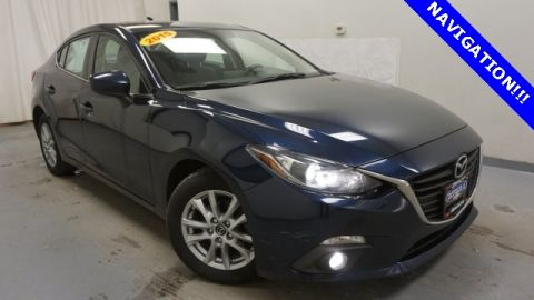 Pre-Owned 2015 Mazda3 Grand Touring