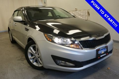 Pre-Owned 2013 Kia Optima