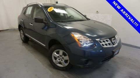 Pre-Owned 2014 Nissan Rogue Select