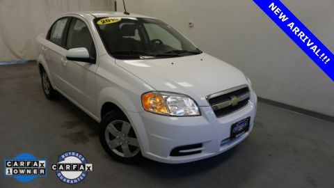 Pre-Owned 2010 Chevrolet Aveo