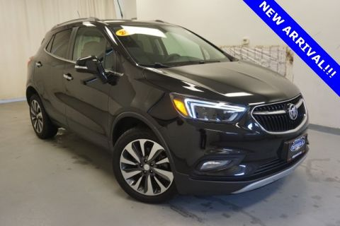 Certified Pre-Owned 2017 Buick Encore