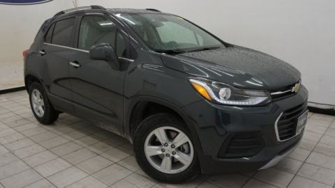 New 2018 Chevrolet Trax