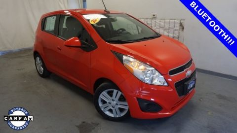 Pre-Owned 2013 Chevrolet Spark