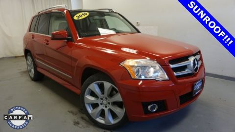 Pre-Owned 2010 Mercedes-Benz GLK 4MATIC®